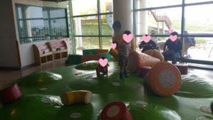わくわく児童館幼児コーナー