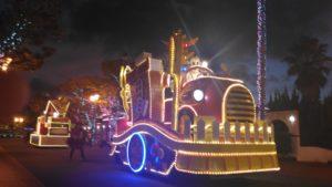 レオマ 夜のパレード