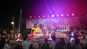 レオマ 夜のパレード3
