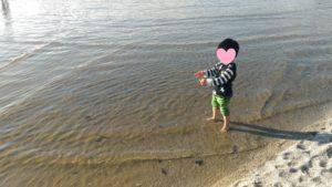 父母ヶ浜水あそび