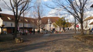 ドイツの森 街エリア4