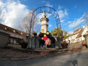 ドイツの森 街エリア2