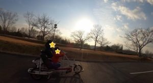 自転車ライド2
