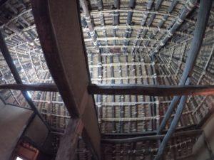 藁葺き屋根