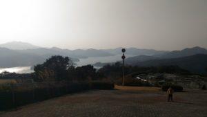 松軒山公園 景色