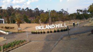 ENGLAND HILL