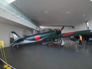 零戦戦闘機