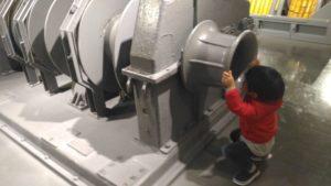 掃海艇甲板5