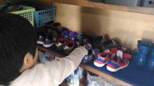 カニー 靴収納