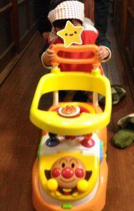 よくばりビジーカー 1歳